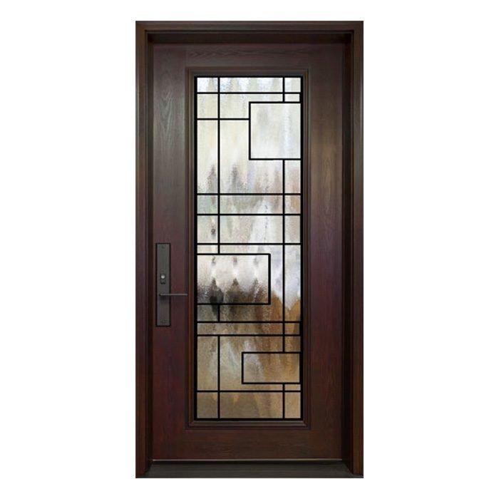 Chicago X Door 22x64