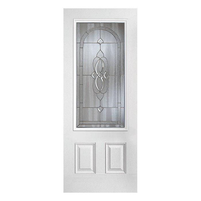 Everton Door 22x48 Zinc