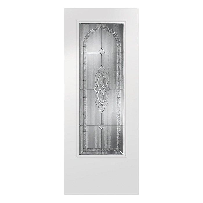 Everton Door 22x64 Zinc