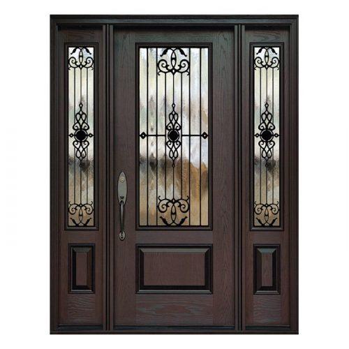 Florence 0X0 Door 22x48 Sidelite 8x48 FR-02