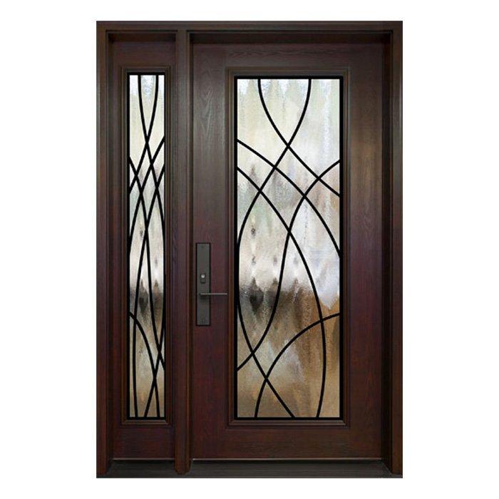 London 0X Door 22x64 Sidelite 7x64