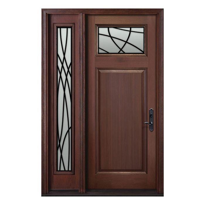 London 0X Door 22x9 Sidelite 7x64 FR-19