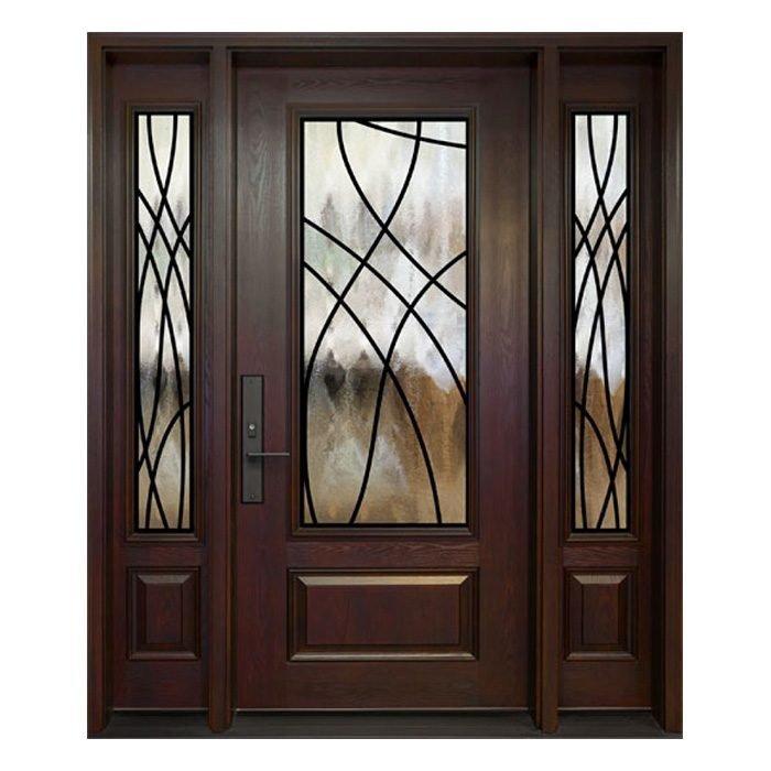 London 0X0 Door 22x48 Sidetite 8x48