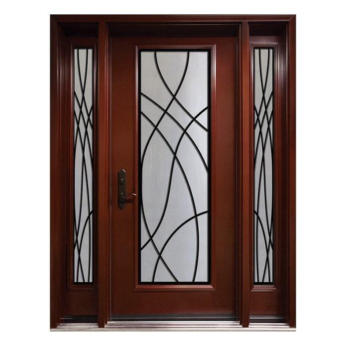 London 0X0 Door 22x64 Sidelite 7x64 FR-00