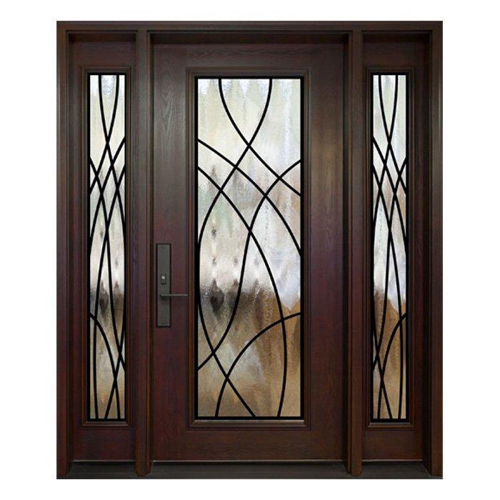 London 0X0 Door 22x64 Sidelite 7x64