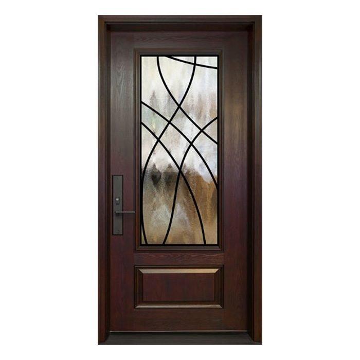 London X Door 22x48