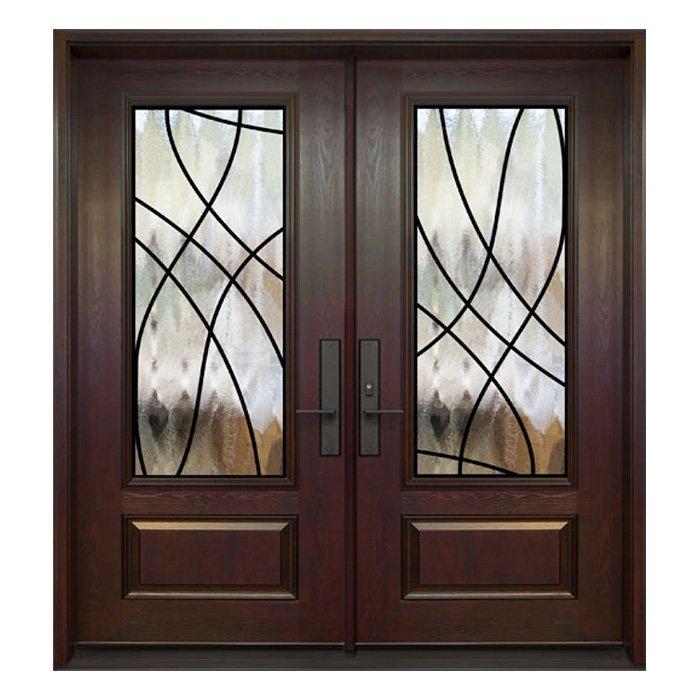London XX Door 22x48
