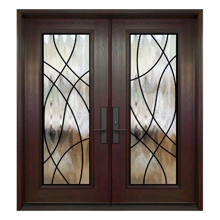 London XX Door 22x64