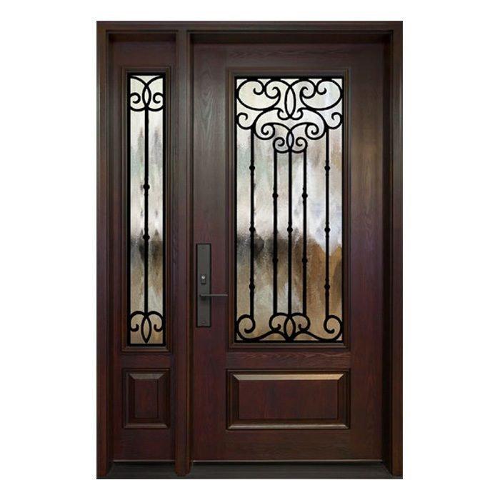 Madrid 0X Door 22x48 Sidelite 8x48