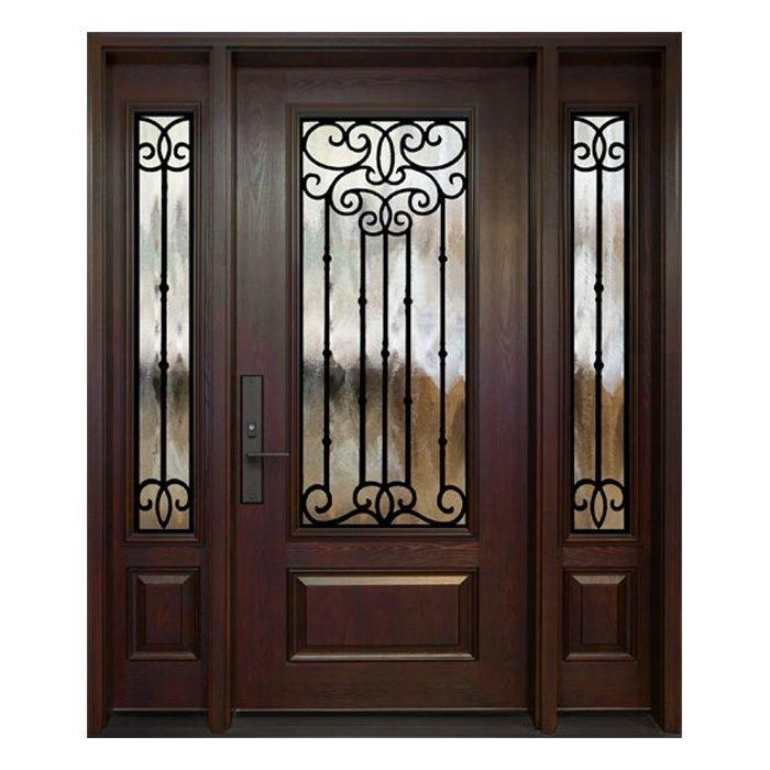 Madrid 0X0 Door 22x48 Sidelite 4x48