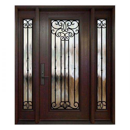 Madrid 0X0 Door 22x64 Sidelite 7x64