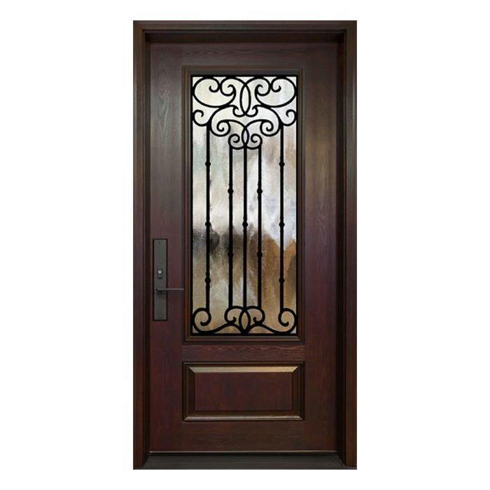 Madrid X Door 22x48
