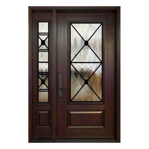 Manchester 0X Door 22x48 Sidelite 8x48