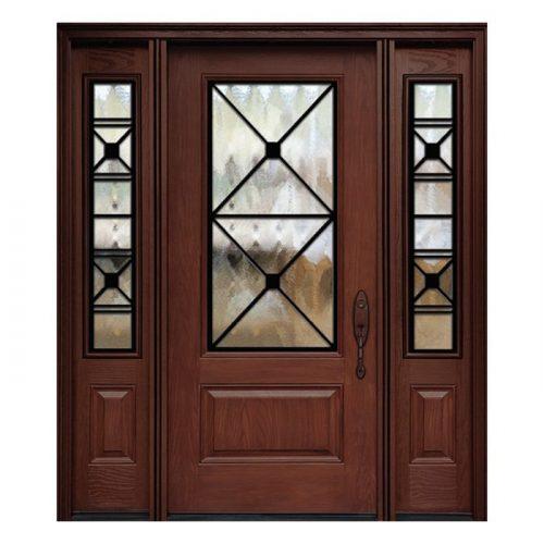 Manchester 0X0 Door 22x48 Sidelite 8x48 FR-02