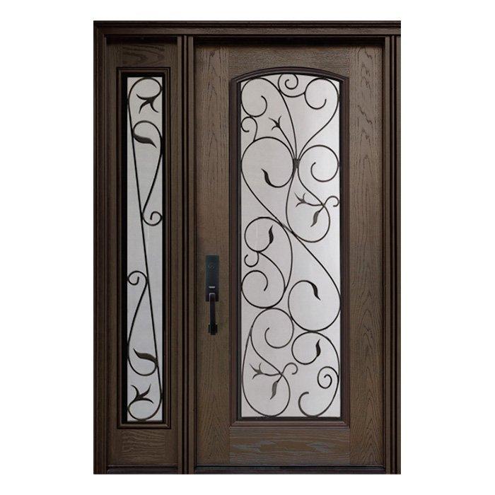Marbella 0X Door 22x64 Sidelite 7x64 FR-00 Camber top