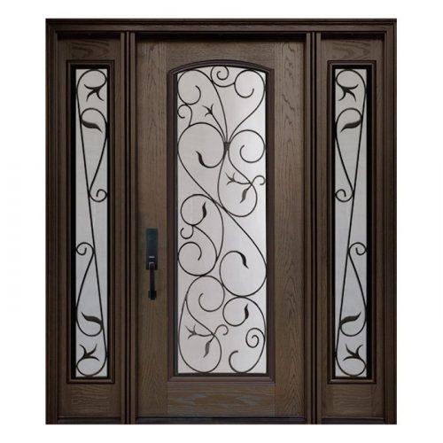 Marbella 0X0 Door 22x64 Sidelite 7x64 FR-00 Camber top