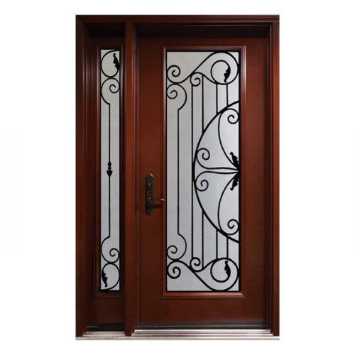 Melbourne 0X Door 22x64 Sidelite 7x64 FR-00