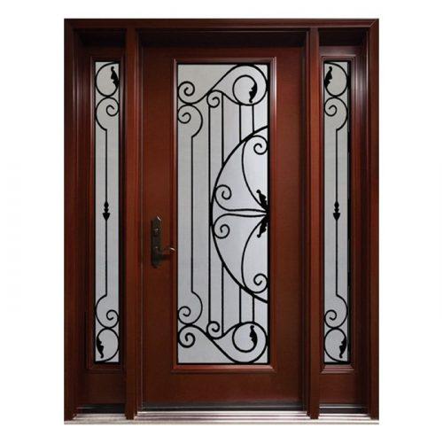 Melbourne 0X0 Door 22x64 Sidelite 7x64 FR-00