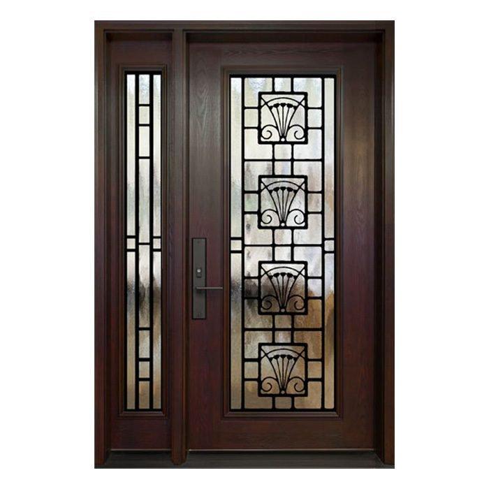 Munich 0X Door 22x64 Sidelite 7x64