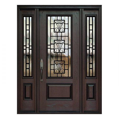 Munich 0X0 Door 22x48 Sidelite 8x48 FR-02
