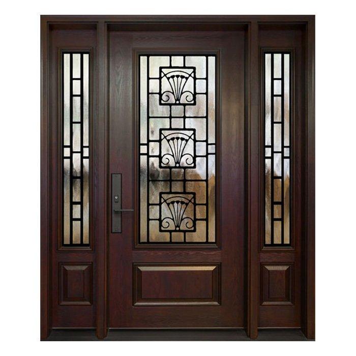 Munich 0X0 Door 22x48 Sidelite 8x48