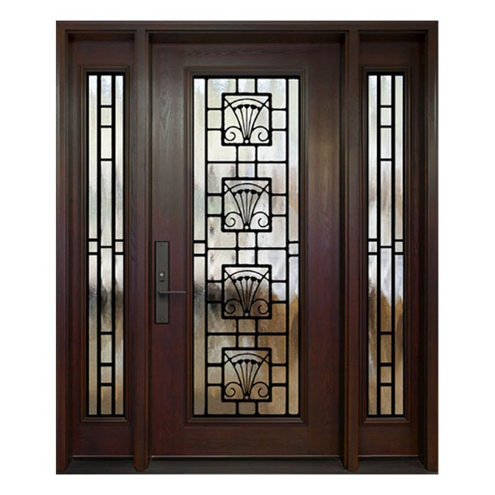 Munich 0X0 Door 22x64 Sidelite 7x64