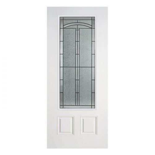 Narrows Door 22x48 Patina