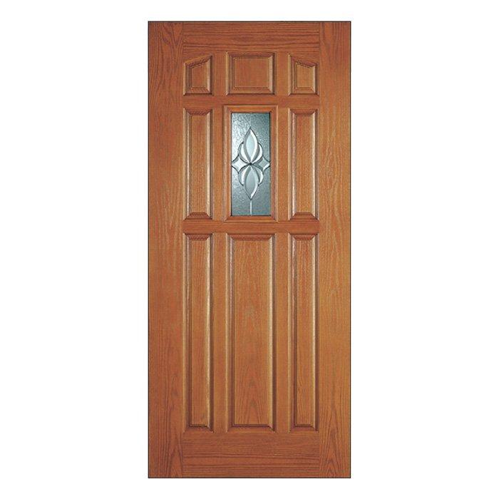 Niagara Door 7x18 Zinc
