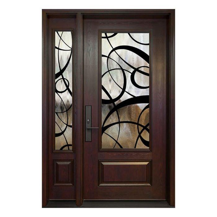 Paris 0X Door 22x48 Sidelite 8x48
