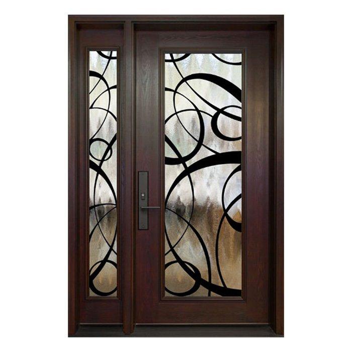 Paris 0X Door 22x64 Sidelite 7x64