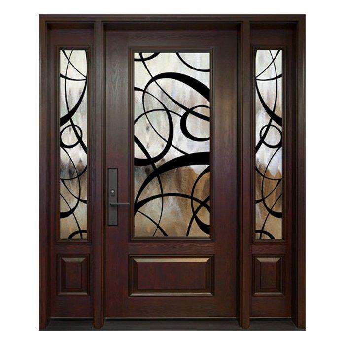 Paris 0X0 Door 22x48 Sidelite 7x48