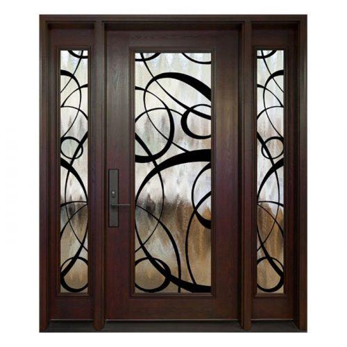 Paris 0X0 Door 22x64 Sidelite 7x64