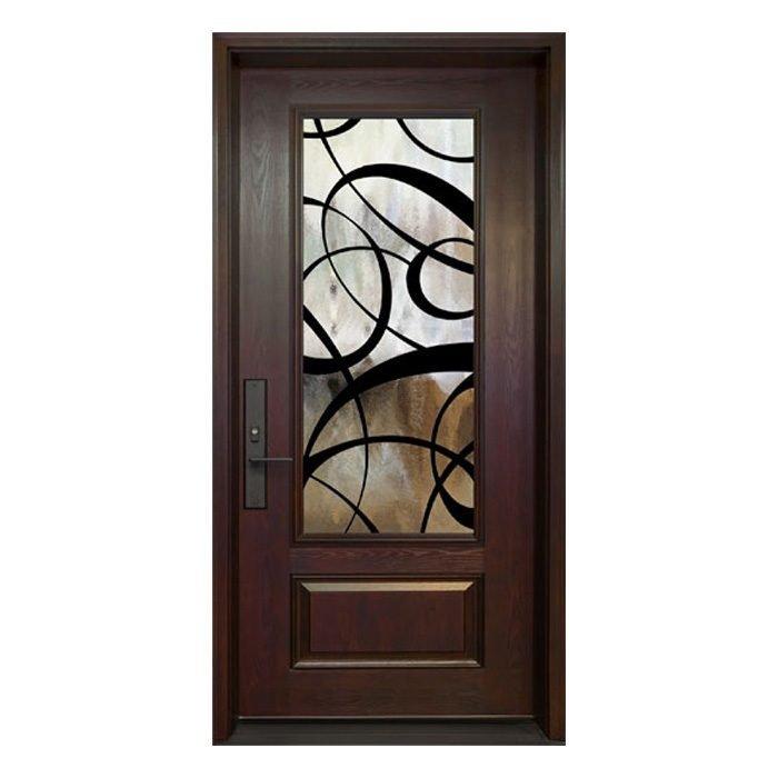 Paris X Door 22x48