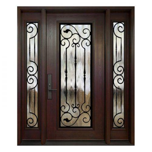 Prague 0X0 Door 22x64 Sidelite 7x64