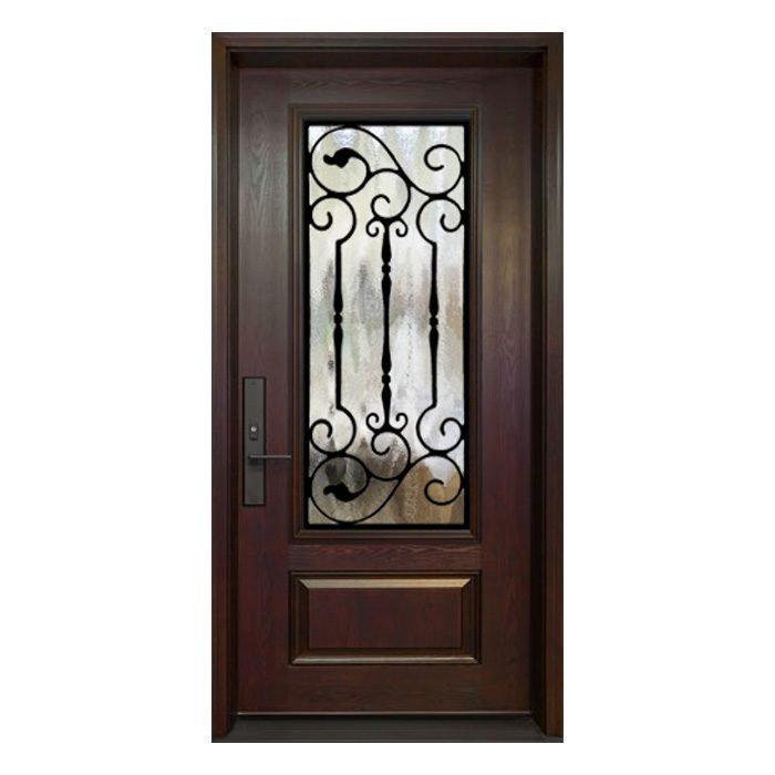 Prague X Door 22x48