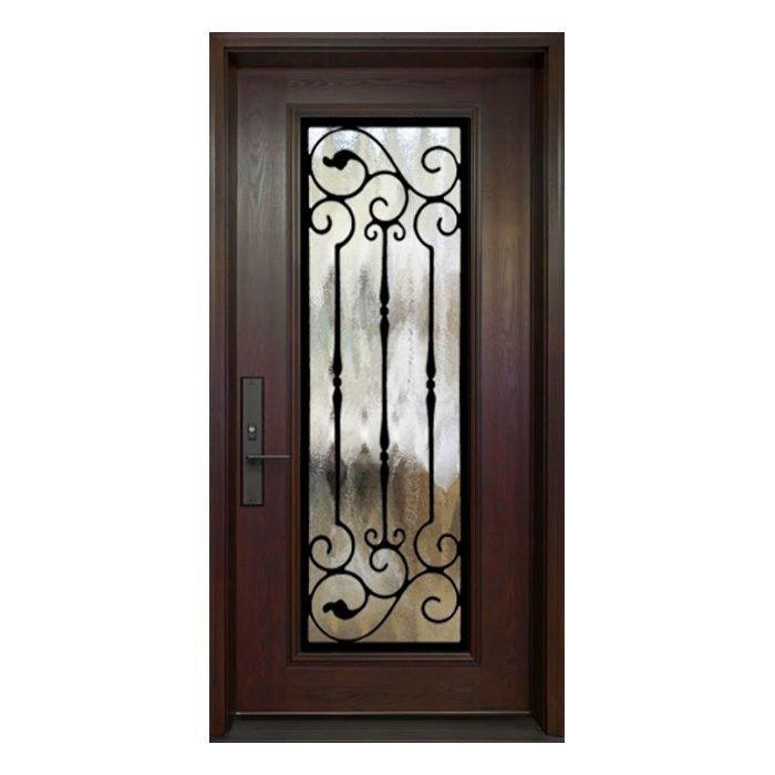 Prague X Door 22x64