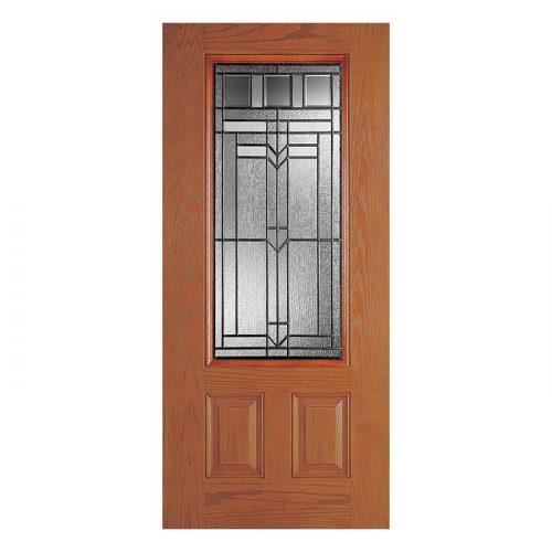 Royston Door 22x48 Patina