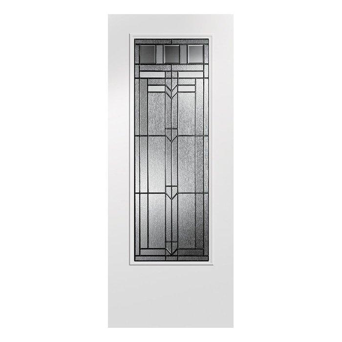 Royston Door 22x64 Patina