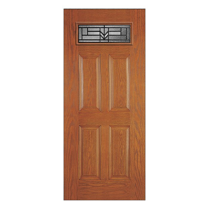 Royston Door 22x9 Patina