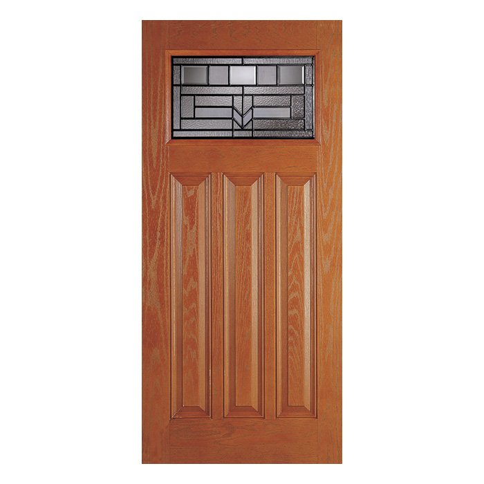 Royston Door 25x15 Patina