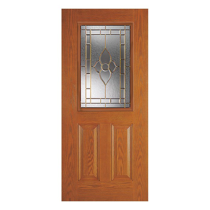 Star Door 22x36 Brass