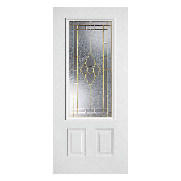 Star Door 22x48 Brass