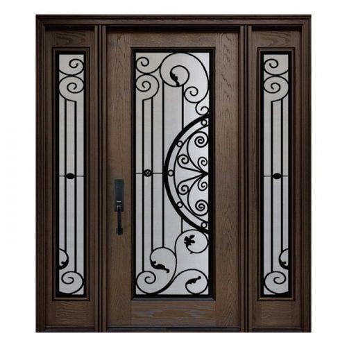 Sydney 0X0 Door 22x64 Sidelite 7x64 FR-00