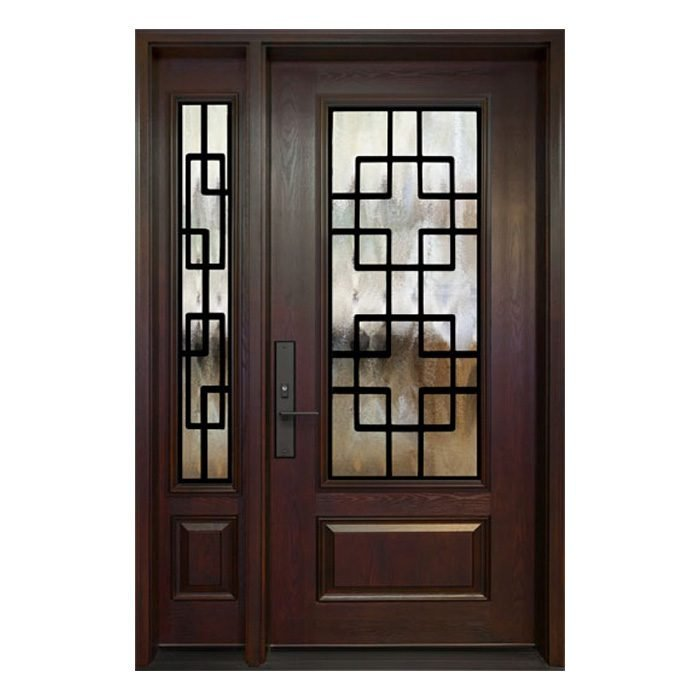 Tokyo 0X Door 22x48 Sidelite 8x48