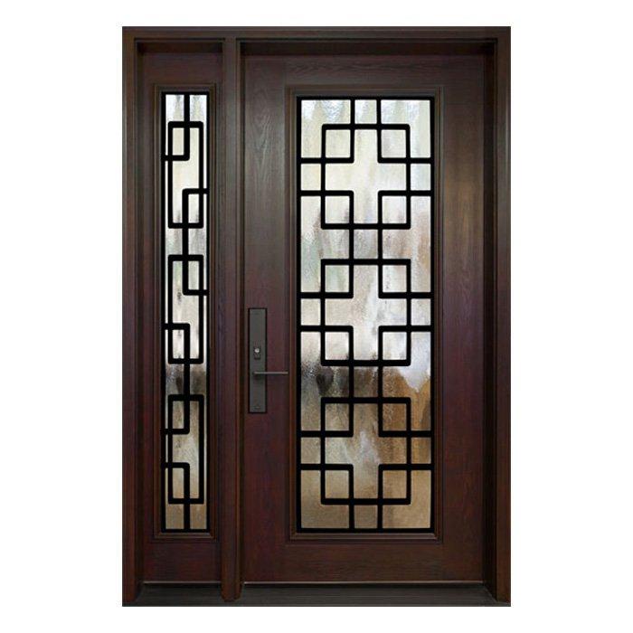 Tokyo 0X Door 22x64 Sidelite 7x64