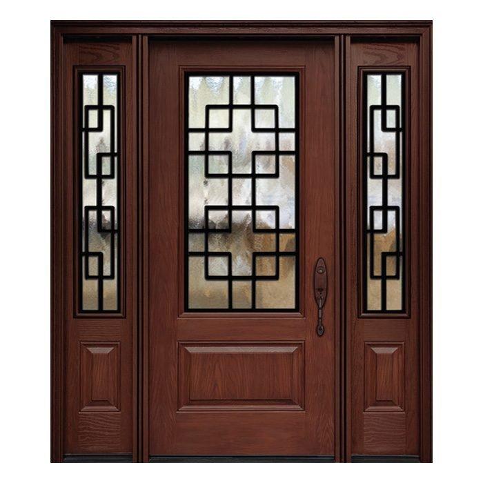 Tokyo 0X0 Door 22x48 Sidelite 8x48 FR-02