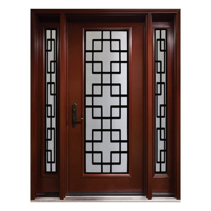 Tokyo 0X0 Door 22x64 Sidelite 7x64 FR-00