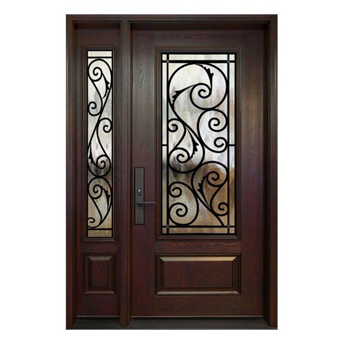 Venice 0X Door 22x48 Sidelite 8x48