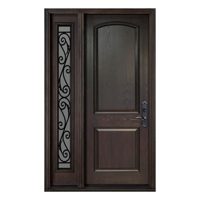 Venice 0X Door - Sidelite 7x64 FR-15
