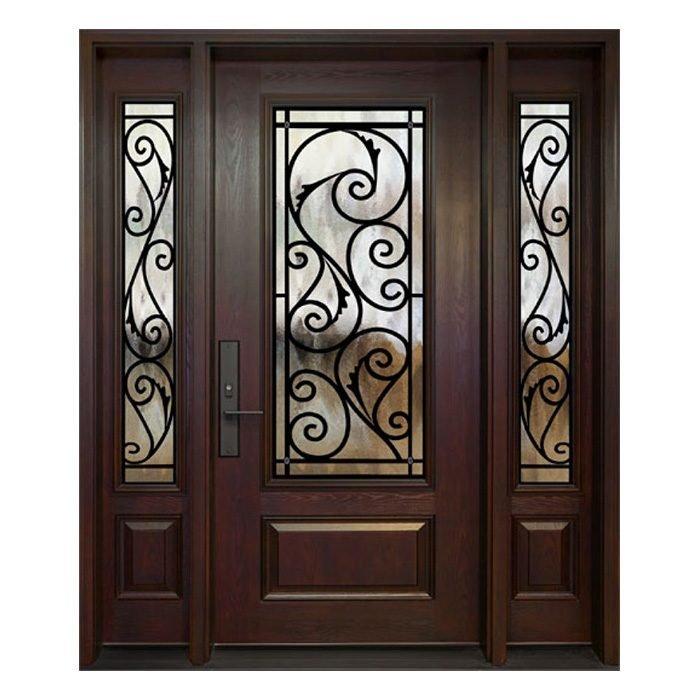 Venice 0X0 Door 22x48 Sidelite 8x48